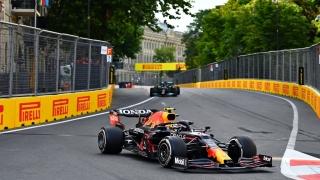 Las fotos del GP de Azerbaiyán F1 2021 - Miniatura 35
