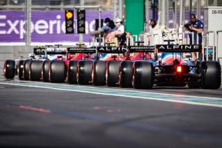 Las fotos del GP de Azerbaiyán F1 2021 - Miniatura 36