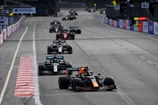 Las fotos del GP de Azerbaiyán F1 2021 - Miniatura 37