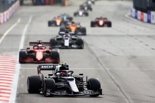 Las fotos del GP de Azerbaiyán F1 2021 - Miniatura 38
