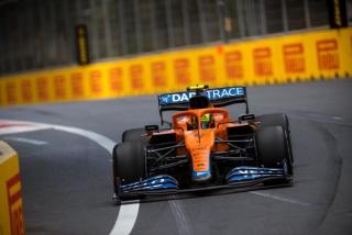 Las fotos del GP de Azerbaiyán F1 2021 - Miniatura 39