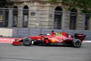 Las fotos del GP de Azerbaiyán F1 2021 - Miniatura 41