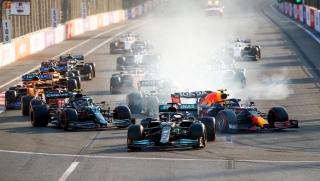 Las fotos del GP de Azerbaiyán F1 2021 - Miniatura 42