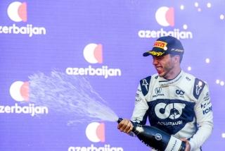 Las fotos del GP de Azerbaiyán F1 2021 - Miniatura 43