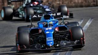 Las fotos del GP de Azerbaiyán F1 2021 - Miniatura 45