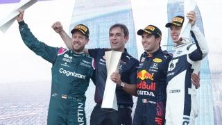 Las fotos del GP de Azerbaiyán F1 2021 - Miniatura 49