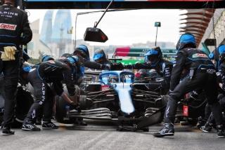 Las fotos del GP de Azerbaiyán F1 2021 - Miniatura 51