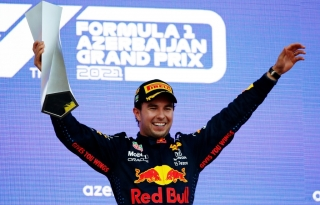 Las fotos del GP de Azerbaiyán F1 2021 - Miniatura 52
