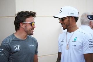 Foto 2 - Fotos GP Bahrein F1 2017