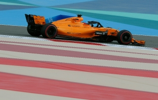 Foto 3 - Fotos GP Bahréin F1 2018