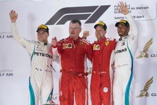 Fotos GP Bahréin F1 2018 Foto 155