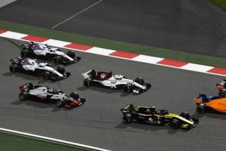 Fotos GP Bahréin F1 2018 Foto 168