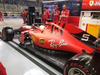 Fotos GP Bahréin F1 2019 Foto 36