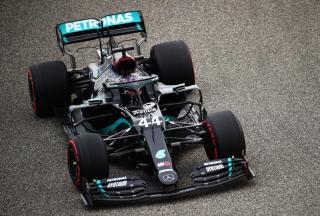 Las fotos del GP de Bahreín F1 2020 - Miniatura 38