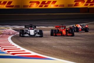 Las fotos del GP de Bahreín F1 2020 - Miniatura 39