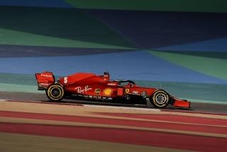 Las fotos del GP de Bahreín F1 2020 - Miniatura 40
