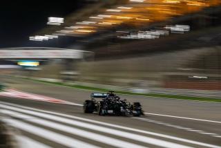 Las fotos del GP de Bahreín F1 2020 - Miniatura 48