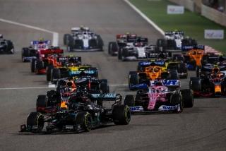Las fotos del GP de Bahreín F1 2020 - Miniatura 62