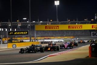 Las fotos del GP de Bahreín F1 2020 - Miniatura 63