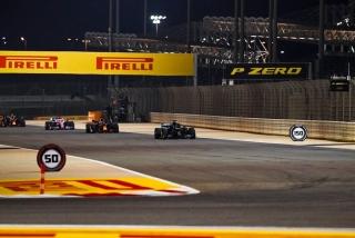 Las fotos del GP de Bahreín F1 2020 - Miniatura 66