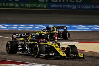 Las fotos del GP de Bahreín F1 2020 - Miniatura 75