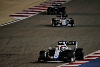 Las fotos del GP de Bahreín F1 2020 - Miniatura 76