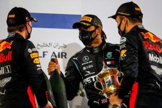 Las fotos del GP de Bahreín F1 2020 - Miniatura 82