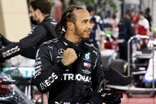 Las fotos del GP de Bahreín F1 2020 - Miniatura 87