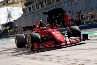 Las fotos del GP de Bahréin F1 2021 - Miniatura 20
