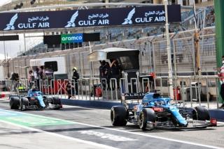 Las fotos del GP de Bahréin F1 2021 - Miniatura 32
