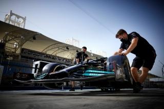 Las fotos del GP de Bahréin F1 2021 - Miniatura 50