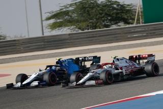 Las fotos del GP de Bahréin F1 2021 - Miniatura 63