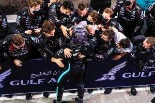 Las fotos del GP de Bahréin F1 2021 - Miniatura 88