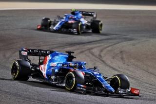 Las fotos del GP de Bahréin F1 2021 - Miniatura 90