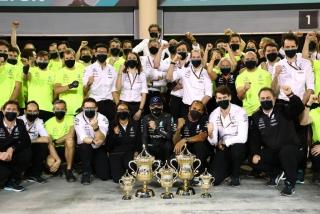 Las fotos del GP de Bahréin F1 2021 - Miniatura 100