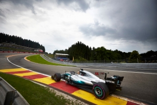 Foto 3 - Fotos GP Bélgica F1 2017