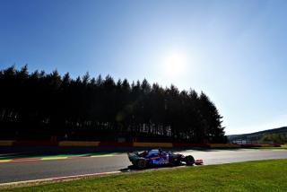 Fotos GP Bélgica F1 2019 - Foto 6