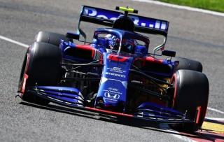 Fotos GP Bélgica F1 2019 Foto 38