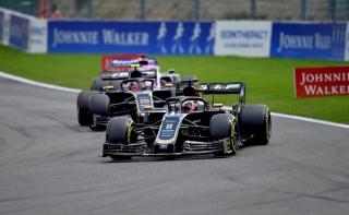 Fotos GP Bélgica F1 2019 Foto 63