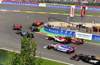 Fotos GP Bélgica F1 2019 Foto 64