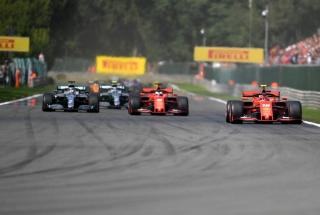 Fotos GP Bélgica F1 2019 Foto 65