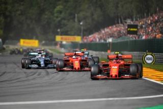 Fotos GP Bélgica F1 2019 Foto 67