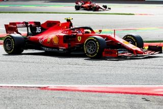 Fotos GP Bélgica F1 2019 Foto 74