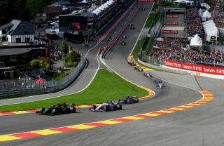 Fotos GP Bélgica F1 2019 Foto 76