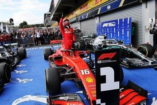 Fotos GP Bélgica F1 2019 Foto 83