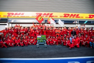 Fotos GP Bélgica F1 2019 Foto 84