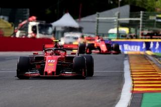 Fotos GP Bélgica F1 2019 Foto 86