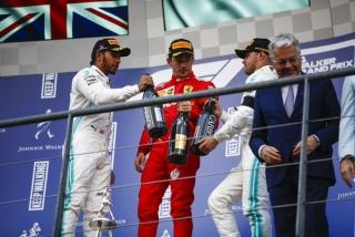 Fotos GP Bélgica F1 2019 Foto 98