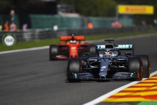 Fotos GP Bélgica F1 2019 Foto 100