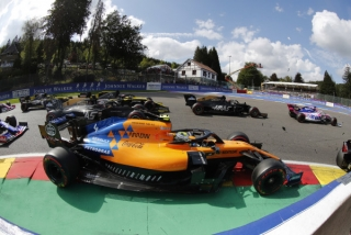 Fotos GP Bélgica F1 2019 Foto 104